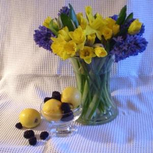 Spring Still Life (photo ref)