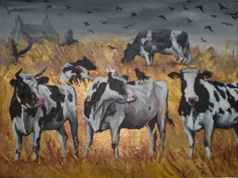 Cows & Crows (Done 1)