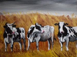 Cows & Crows (WIP1)