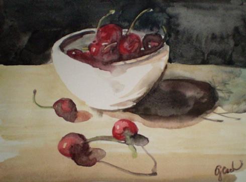 Cherry Spill