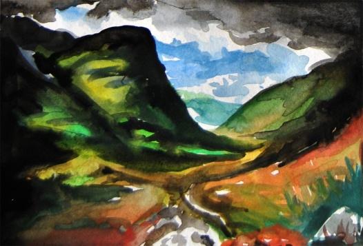 Postcard 3 (Great Glen)