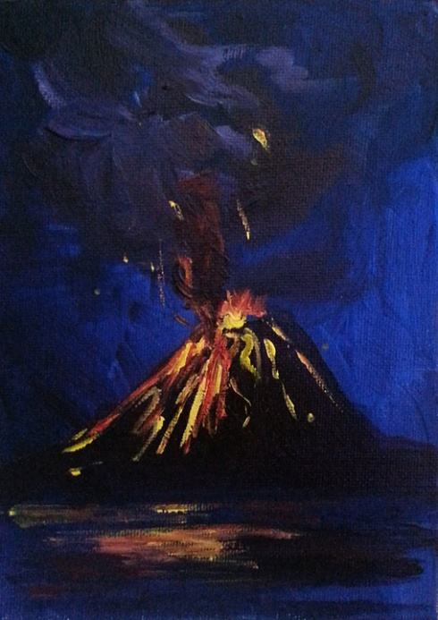 King Volcano