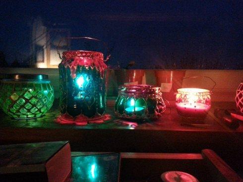 Lanterns (Lit)