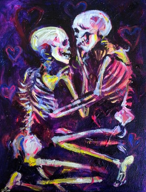 Passion of Lovers (Is for Death)